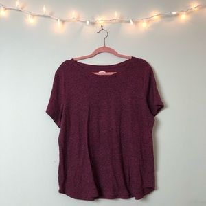Old Navy Knitted T-Shirt